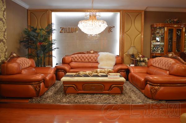 帝浩柚木家具图片